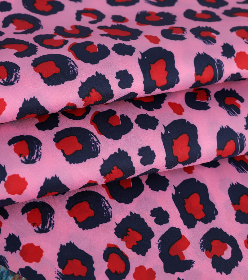 ART.N-2917T 新型转移印花面料雪纺布